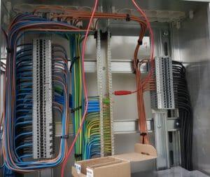 JT-sähkötekniikka sähkökaappi